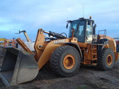 View 2012 Case 1121F wheel loader