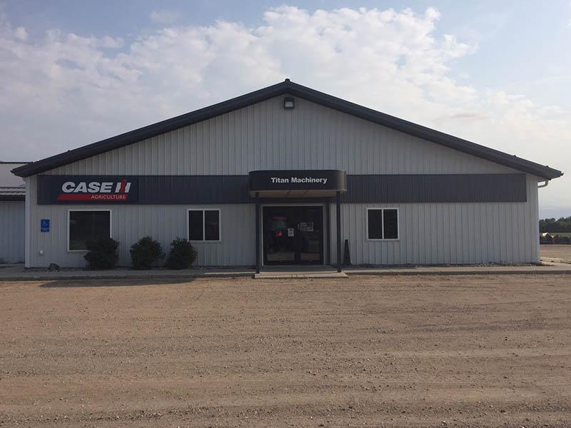 Case IH Dealership in Ada, MN - Titan Machinery