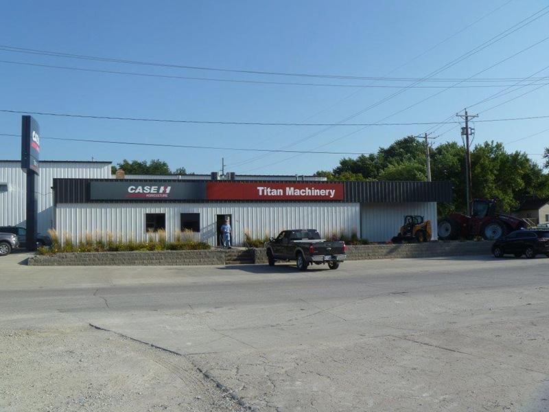 Avoca, IA Case IH Dealership - Titan Machinery