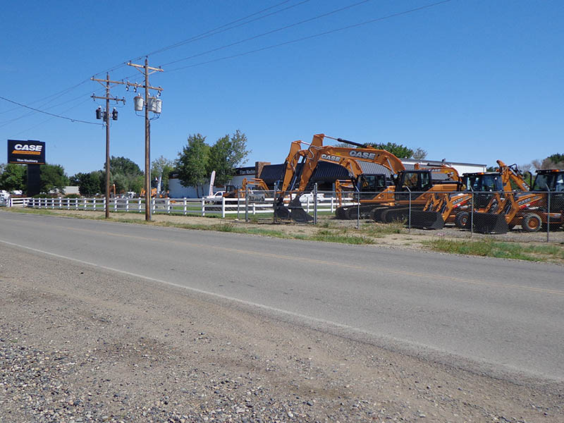 Case Construction Dealership in Billings, MT - Titan Machinery