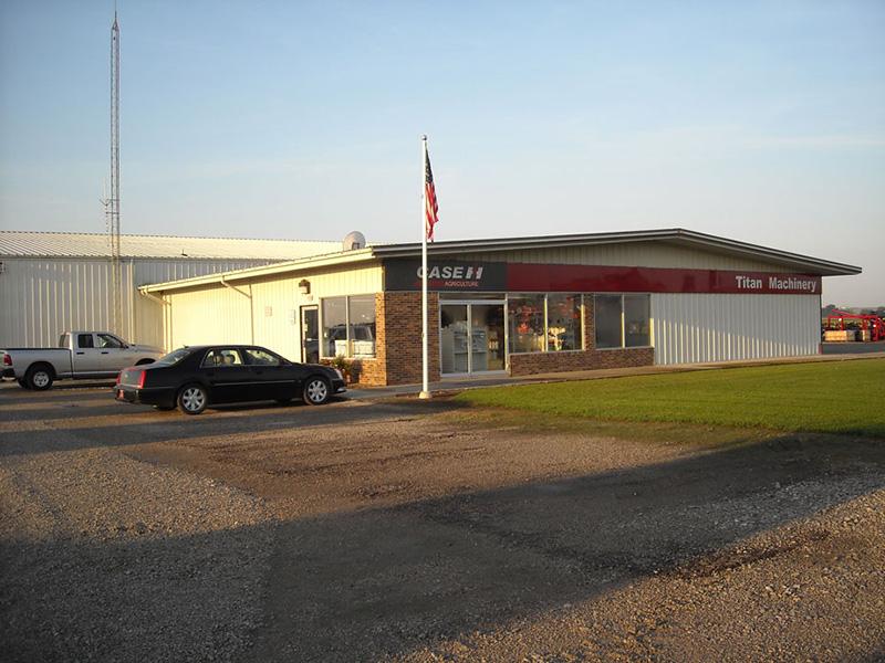 Case IH Dealership in Blairstown, IA - Titan Machinery