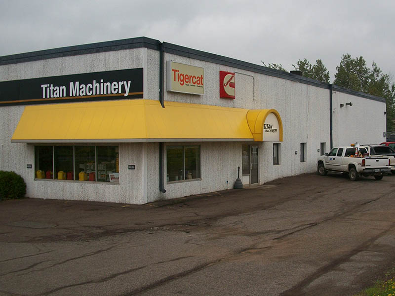 Case Construction Dealer - Titan Machinery - Duluth, MN