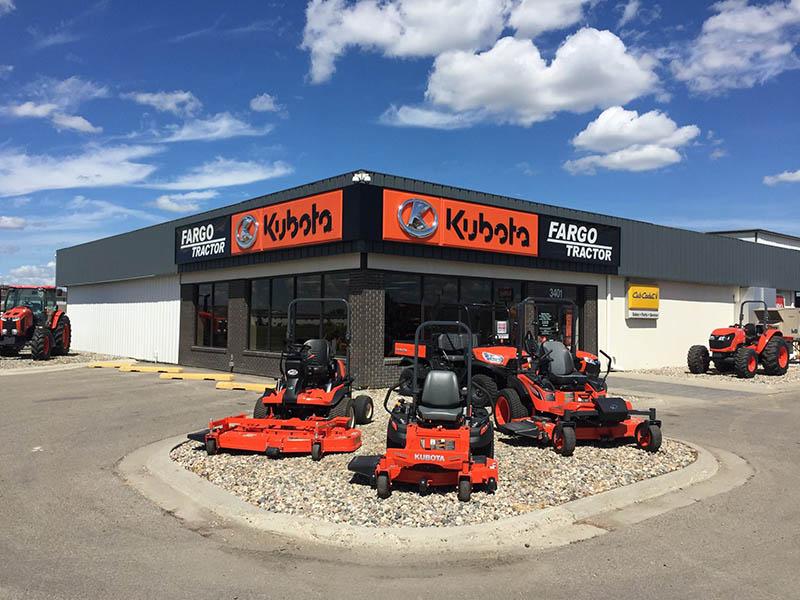 Kubota Dealer in Fargo, ND - Fargo Tractor