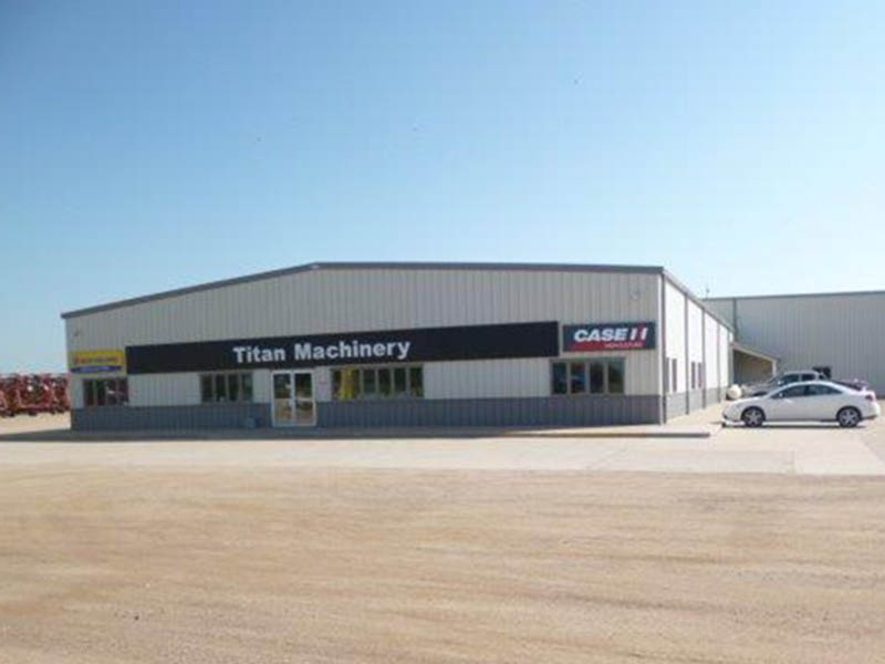 Titan Machinery dealership in Graceville, MN - Case IH