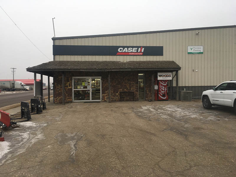 Titan Machinery dealership in Herman, MN - Case IH