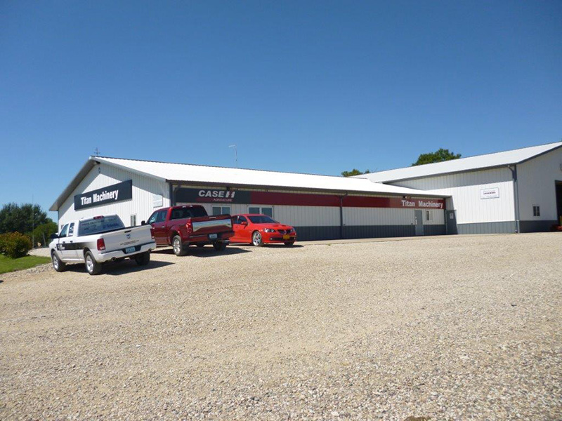 Case IH Dealership in Kingsley, IA - Titan Machinery