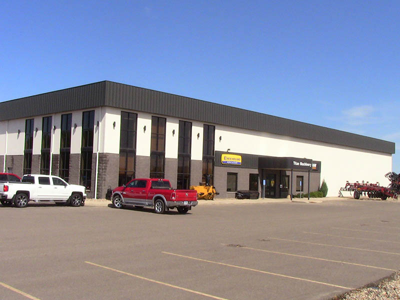 Titan Machinery Dealership in Marshall, MN - Case IH Equipment