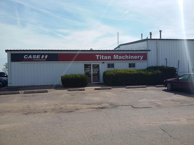 Case IH dealer in McCook, NE - Titan Machinery