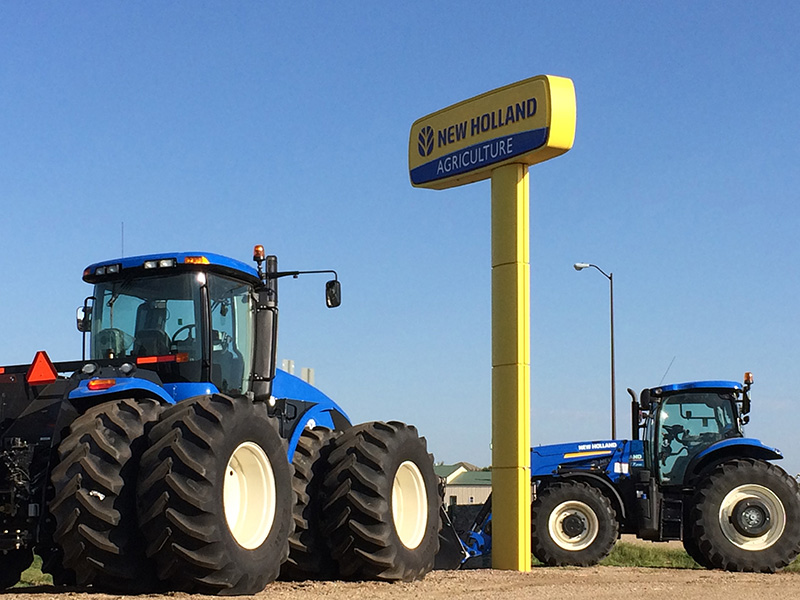 New Holland Ag Dealership Miller, SD - Titan Machinery