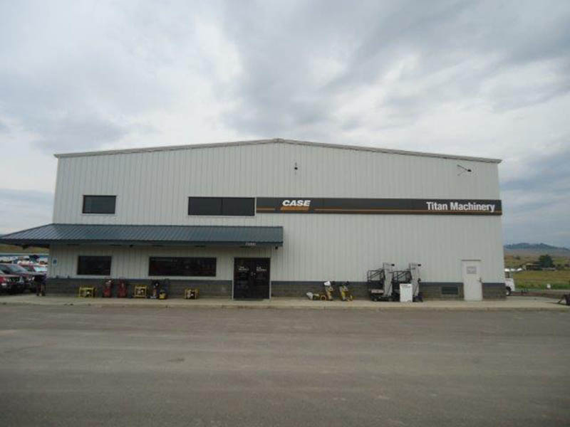 Case Construction Dealership in Missoula, MT - Titan Machinery