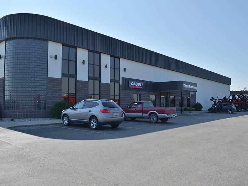 Titan Machinery Dealership in Moorhead, MN - Case IH