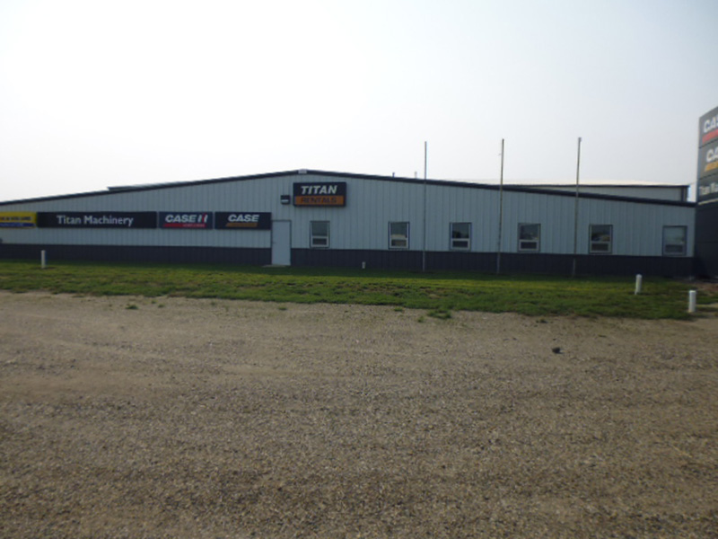 Titan Machinery Dealership - Pierre, SD