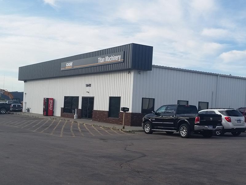 Rapid City, SD - Case Construction Dealership
