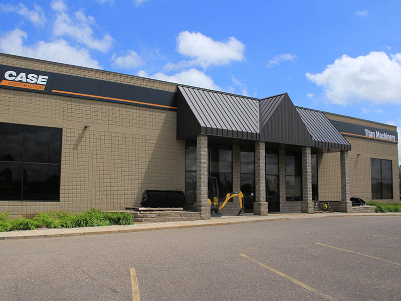 Titan Machinery Dealership in Rogers, MN - Titan Machinery