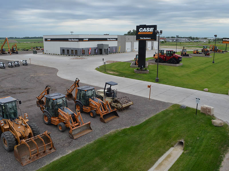 Case Construction Dealership in Sioux City, IA