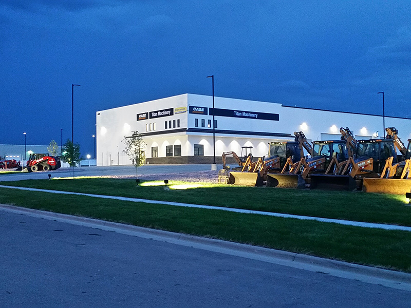 Case CE and New Holland Dealership in Sioux Falls, SD