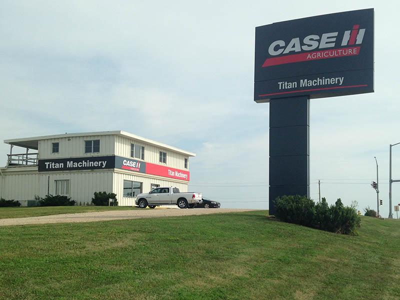 Case IH Dealership - Titan Machinery in Waverly, IA