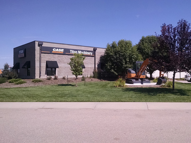 Case Construction - Titan Machinery Windsor, CO Dealership