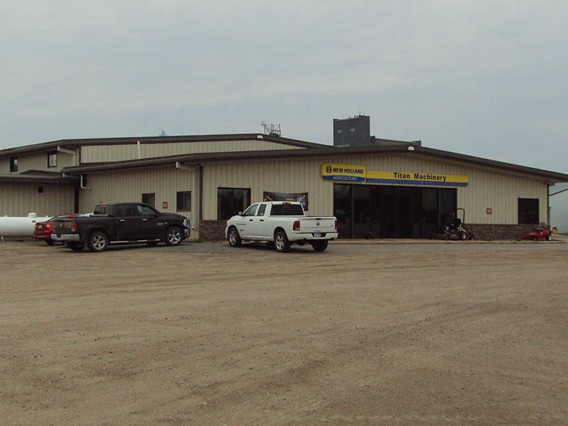 New Holland Dealership in Winger, MN - Titan Machinery