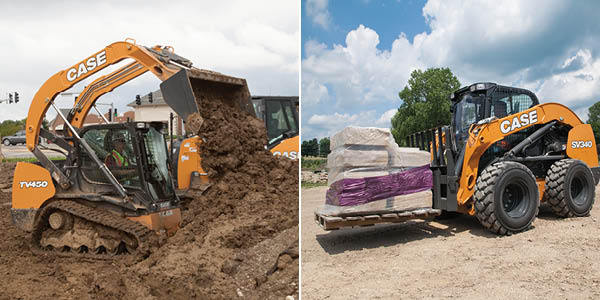 0% FOR 60-MO. ON NEW CASE ALPHA SERIES SKID STEERS AND CTLS