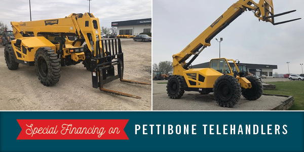 Pettibone Telehandler Special Financing
