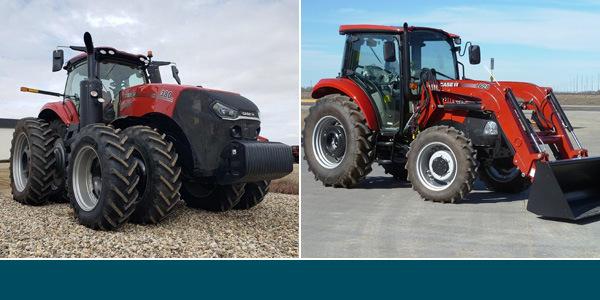 Economical, Hardworking Tractors