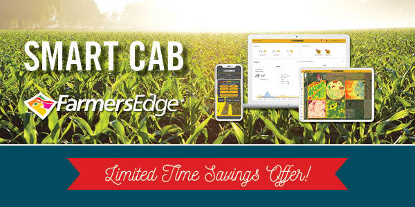 Limited Time Fall Discount on SMART CAB