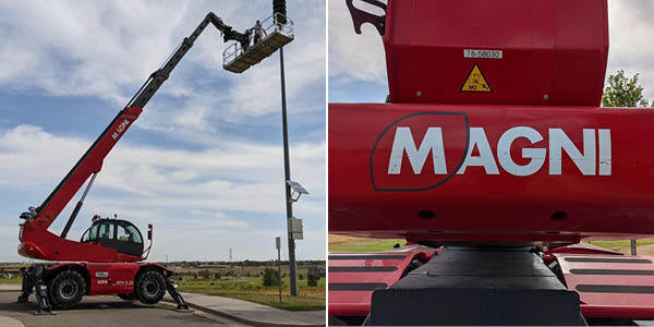 MAGNI ROTATING TELEHANDLER INVENTORY CLEARANCE SALE AT TITAN MACHINERY