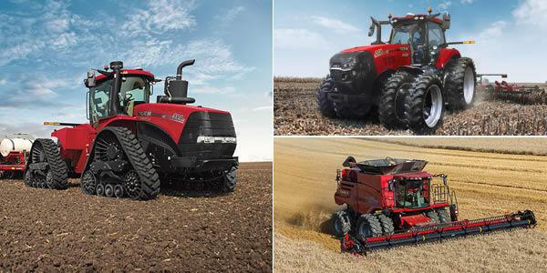 2021 CIH Combines & Tractors - Early Order Discounts