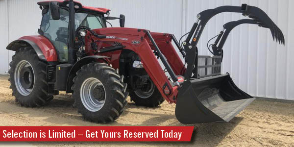 SPECIAL DEALS ON NEW 2018 & 2019 LOW-HOUR RENTAL RETURN TRACTORS