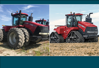 New and Used Steiger Tractors - Titan Machinery