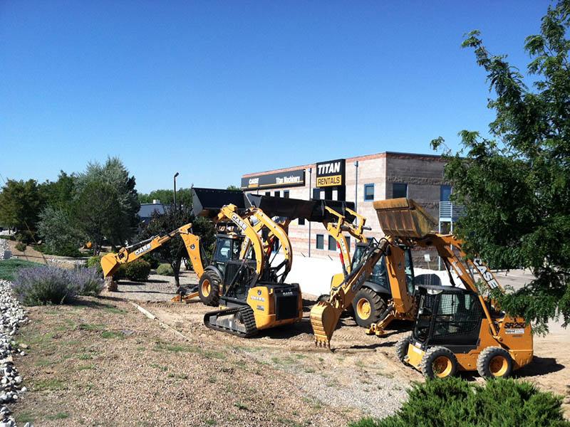Case Construction Dealer in Albuquerque, NM - Titan Machinery
