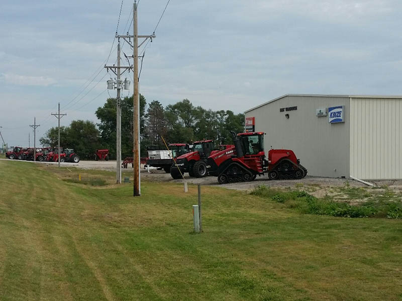 Titan Machinery in Fremont, NE Case IH Dealership