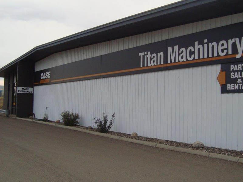 ABOUT TITAN MACHINERY GREAT FALLS