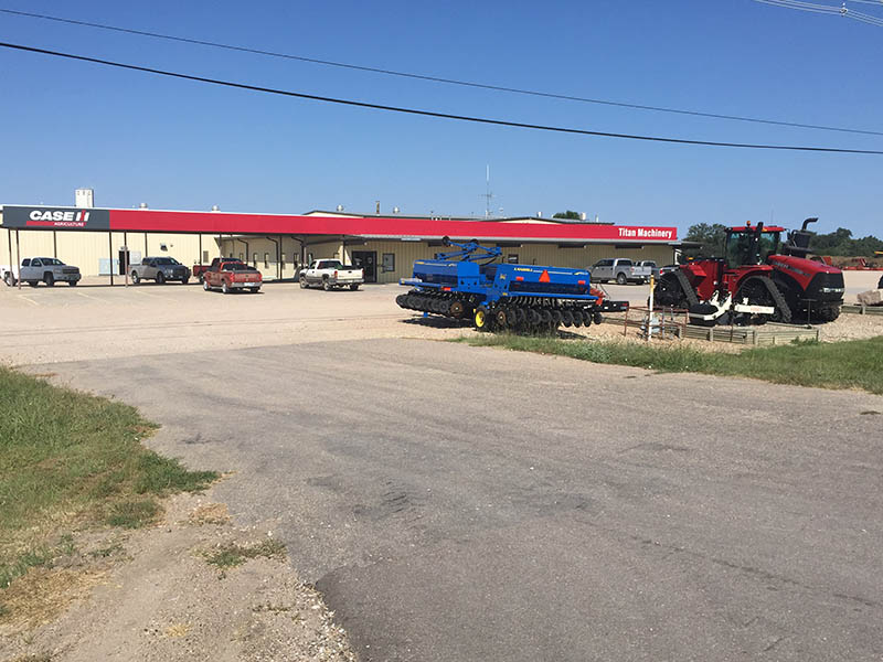 Case IH Dealership in Hastings, NE - Titan Machinery