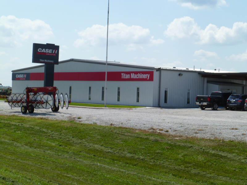 Case IH Dealership in Holdrege, NE - Titan Machinery