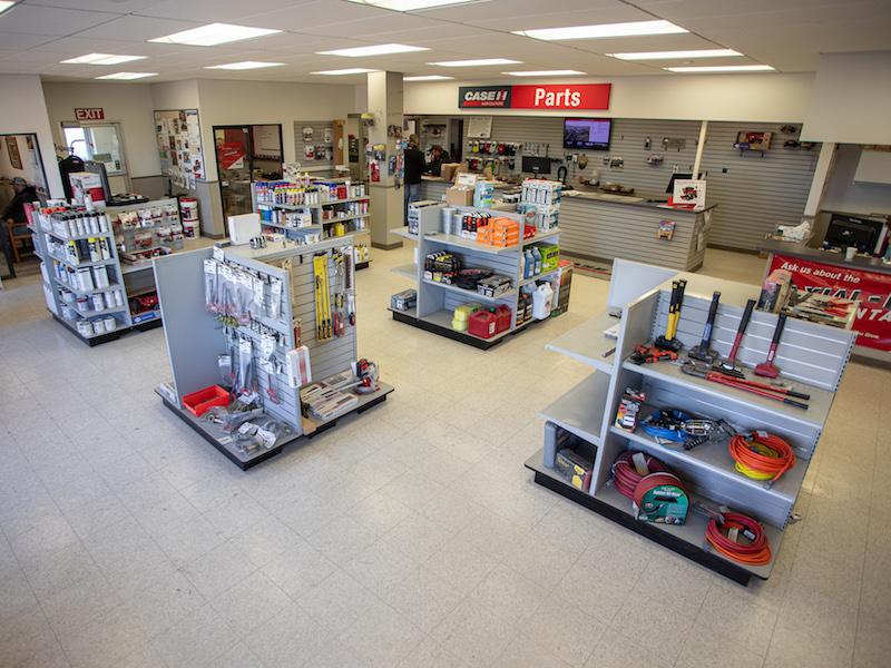View the interior of our Northwood North Dakota Titan Machinery dealership