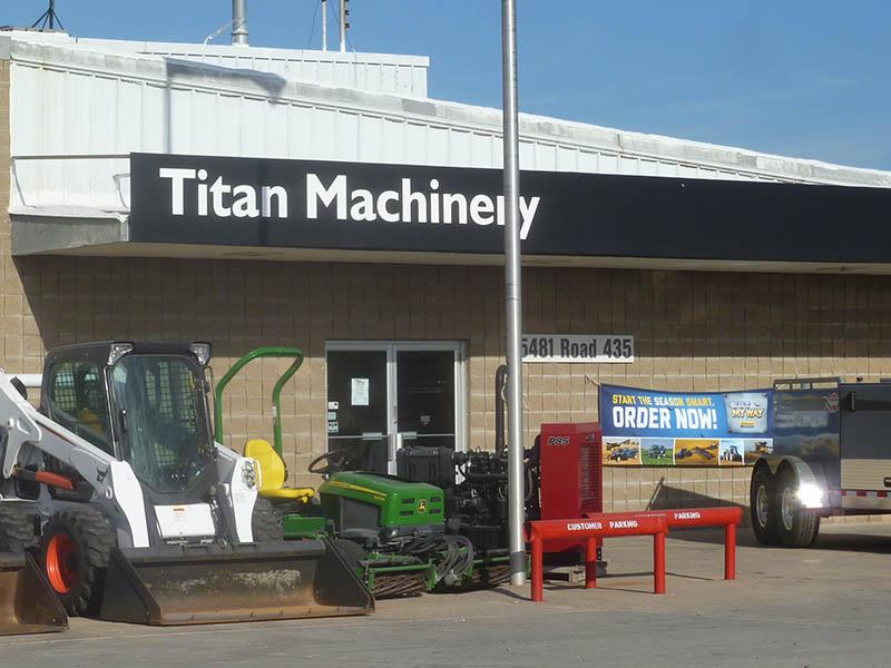Bobcat dealer in Lexington, NE - Titan Machinery