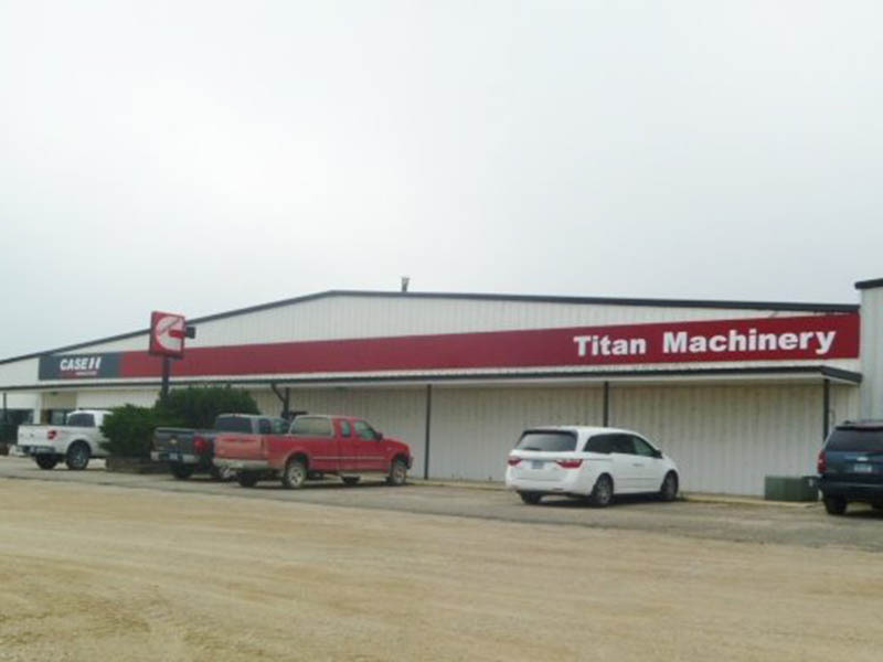 Titan Machinery Dealership in Lidgerwood, ND - Case IH
