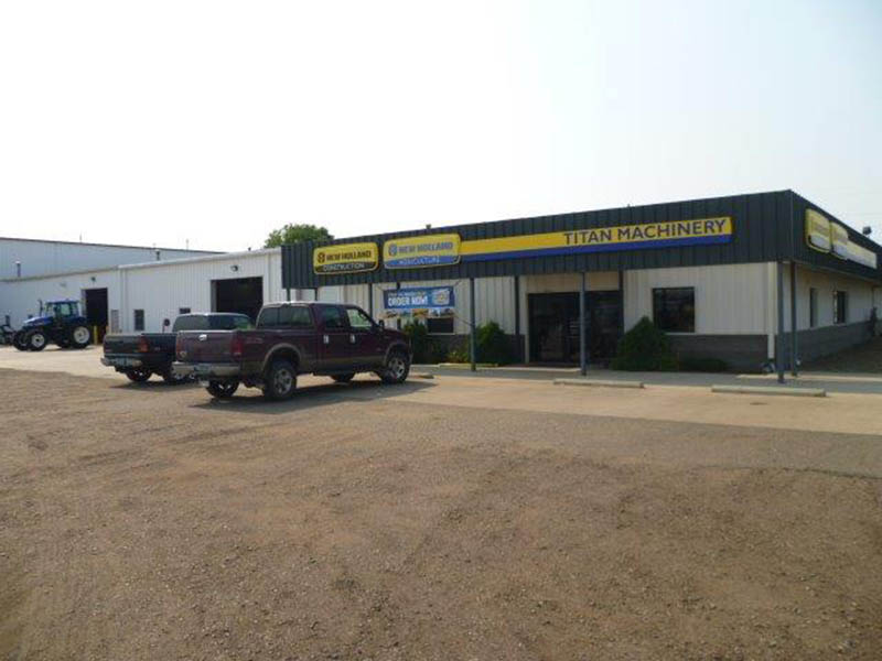 New Holland Dealership in Mandan, ND - Titan Machinery