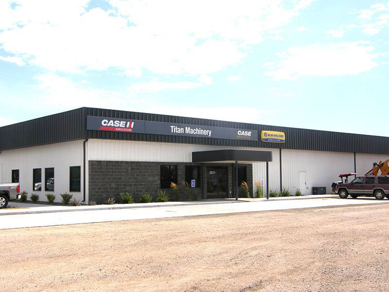 Case IH and Case Construction Dealer in North Platte, NE - Titan Machinery