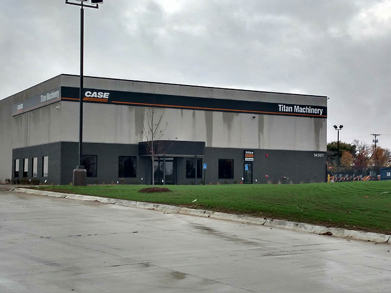 Case Construction Dealer in Omaha, NE - Titan Machinery