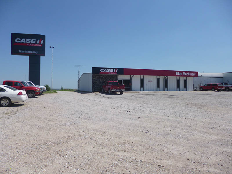 Case IH Dealer in Ord, NE - TItan Machinery