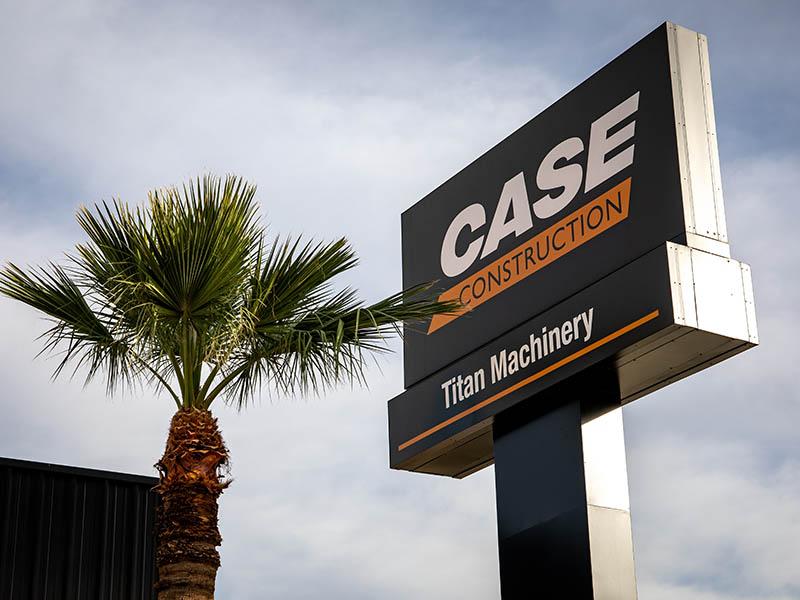 Case Construction Dealer in Phoenix, AZ - Titan Machinery