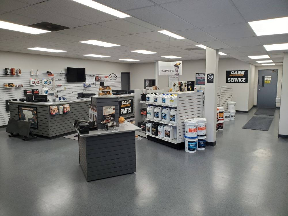 Titan Machinery Shakopee Showroom