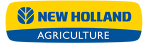 New Holland agriculture and farm equipment logo