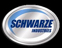 Schwarze Logo